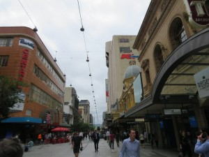 Adelaide, Rundle Mall