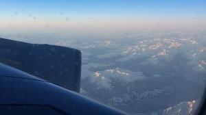 Gletscher und Schnee