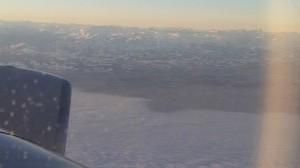 Der Bodensee unter dem Nebelmeer