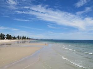 Beach von Glenelg