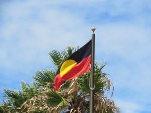 Aborigine - Flagge