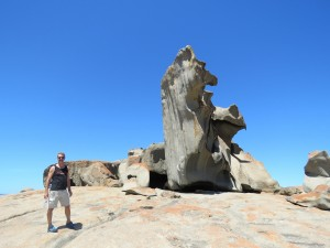 imposante Remarkable Rocks